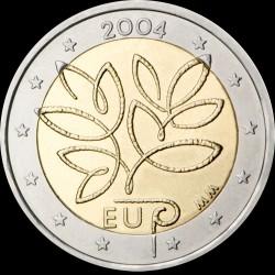 2€ Finlandia 2004
