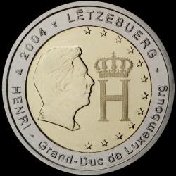 2€ Lussemburgo 2004