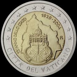 2€ Vaticano 2004