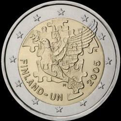 2€ Finlandia 2005