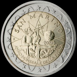 2€ San Marino 2005