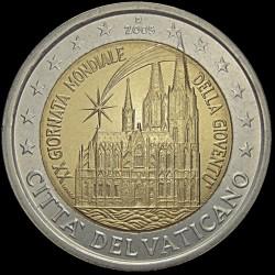 2€ Vaticano 2005