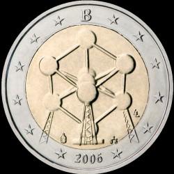 2€ Belgio 2006