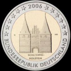 2€ Germania 2006 A