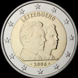 2€ Lussemburgo 2006
