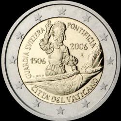 2€ Vaticano 2006