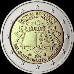 2€ Belgio 2007