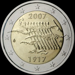 2€ Finlandia 2007