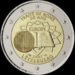 2€ Lussemburgo 2007
