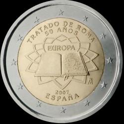 2€ Spagna 2007