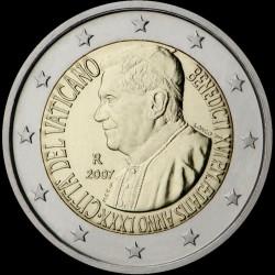 2€ Vaticano 2007