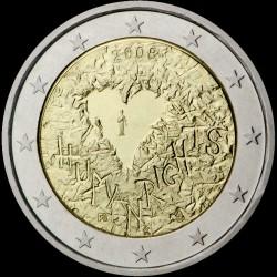 2€ Finlandia 2008