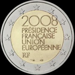 2€ Francia 2008