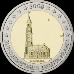 2€ Germania 2008 A