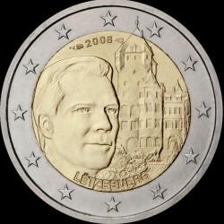2€ Lussemburgo 2008