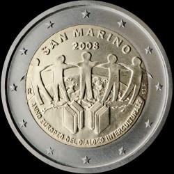 2€ San Marino 2008