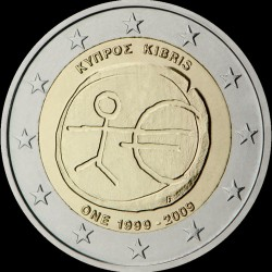 2€ Cipro 2009