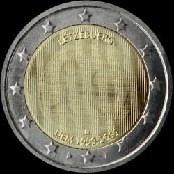 2€ Lussemburgo 2009