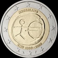 2€ Olanda 2009