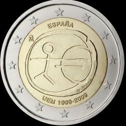 2€ Spagna 2009