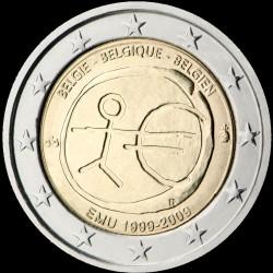 2€ Belgio 2009
