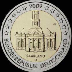 2€ Germania 2009 A