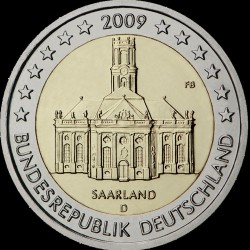 2€ Germania 2009 D