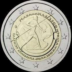 2€ Grecia 2010