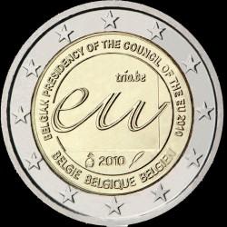 2€ Belgio 2010
