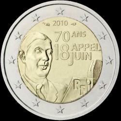 2€ Francia 2010