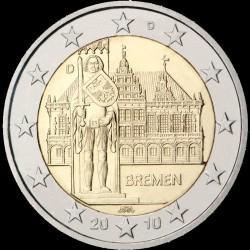 2€ Germania 2010 F