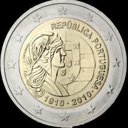 2€ Portogallo 2010