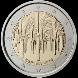2€ Spagna 2010