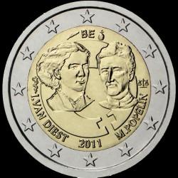 2€ Belgio 2011