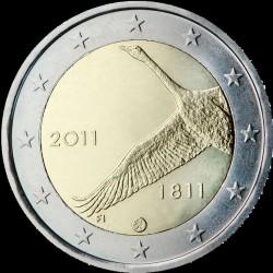 2€ Finlandia 2011