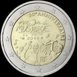 2€ Francia 2011
