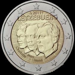 2€ Lussemburgo 2011