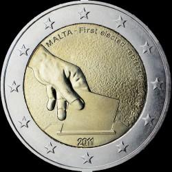 2€ Malta 2011