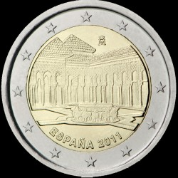 2€ Spagna 2011