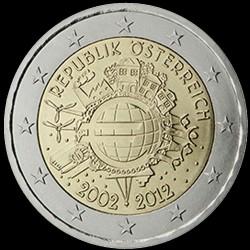 2€ Austria 2012