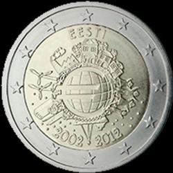 2€ Estonia 2012