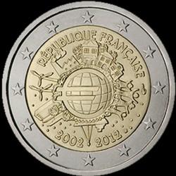 2€ Francia 2012