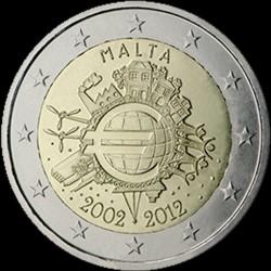 2€ Malta 2012