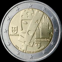 2€ Portogallo 2012