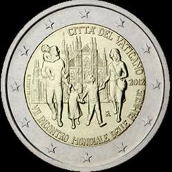 2€ Vaticano 2012