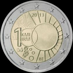 2€ Belgio 2013