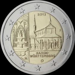 2€ Germania 2013 F