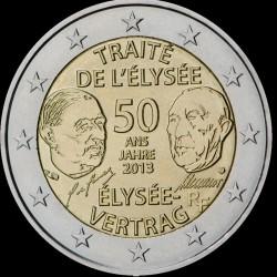 2€ Germania 2013 D