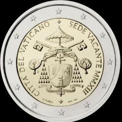 2€ Vaticano 2013