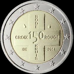 2€ Belgio 2014